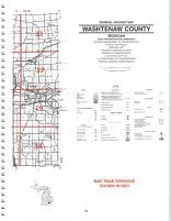 Map Image 023, Washtenaw County 1999